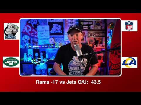 Los Angeles Rams vs New York Jets 12/20/20 NFL Pick and Prediction Sunday Week 15 NFL