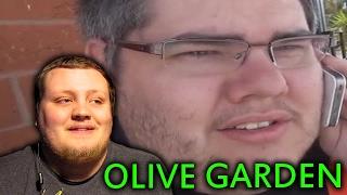 Angry Granda The Olive Garden Prank REACTION!!!