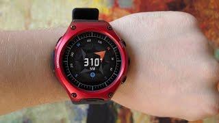 Casio WSD-F10 на Android Wear — обзор(Casio, вслед за такими известными часовыми брендами, как Tag Heuer и Fossil, также выпустили свои «умные» часы на базе..., 2016-05-28T17:11:20.000Z)