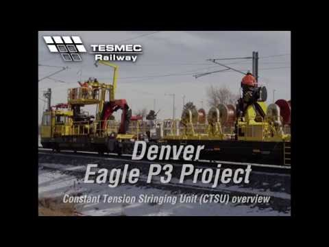 Tesmec Rail - OCPC501 And CTSU204 - Denver Eagle P3 Project