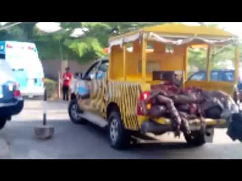ABUJA-NYANYAN BOMB BLAST VICTIMS 2014