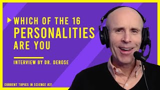 How Many Personality Types Are There? | Dr. DeRose Interviews Christopher Sernaque on Myers-Briggs
