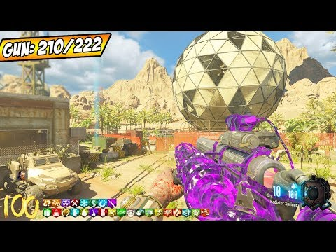 DOME 222 WEAPON ZOMBIES GUN GAME!