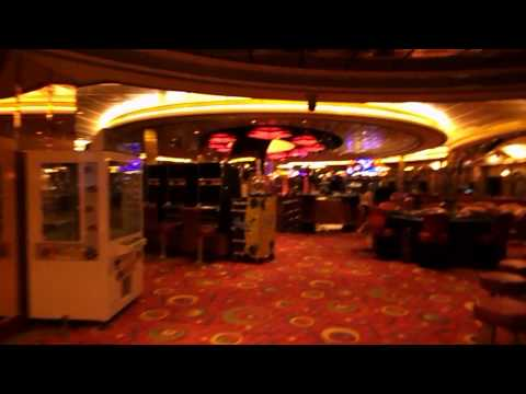 Schooner Bar, Casino Royale and Nightclub - Deck 5 onboard Royal Caribbean Independence of the Seas