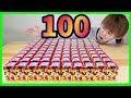 全19種!チョコエッグ【ディズニー10】100個開封!DisneySurpriseEgg