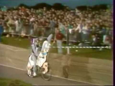 JEUX SANS FRONTIERES GB HEAT SHEFFIELD 1972 French Commentary  part 1/2