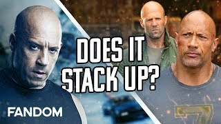 Hobbs & Shaw: Future of the Fast Franchise? | Charting with Dan!