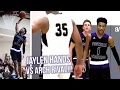 Jaylen Hands vs ARCH-RIVAL Richard Polanco! 34 POINTS VS 40 in HOSTILE GYM! FULL HIGHLIGHTS