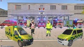 Download Emergency Call 112 – London Fire Brigade Gameplay! 4K