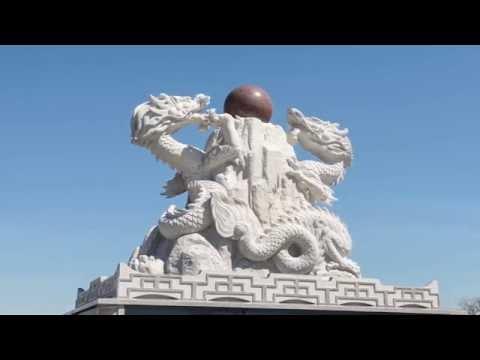 Glen Oaks Funeral Home & Cemetery (Oakville, Ontario) Dragon Garden - Full Length Video