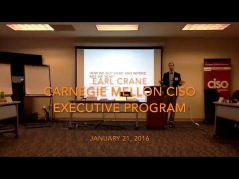 Spring 2016 CISO Executive Program