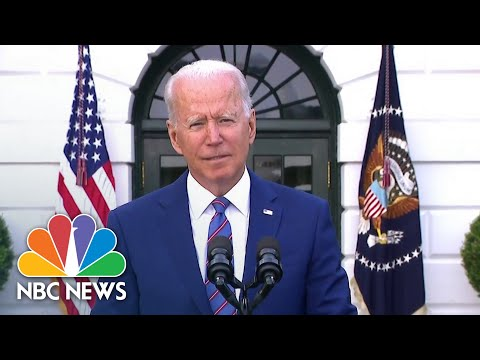Watch President Biden's Full July 4th Remarks