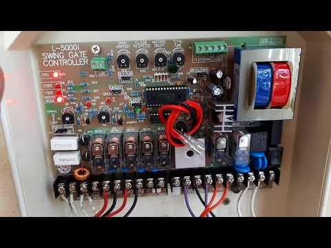 Autogate Swing Gate Controller Problem Part 2 2 Masalah Autogate Settled Youtube