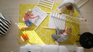 IKEA cots: keep it in the family