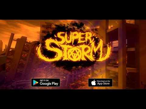 SUPER STORM: Parkour Action Game