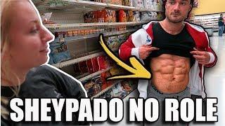 BUGANDO GRINGA COM O SHAPE NO WALMART? com LEO ARAÚJO E REY PHYSIQUE