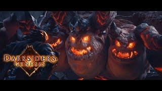 Darksiders Genesis - Not Alone Trailer (feat. Censored Malgros)