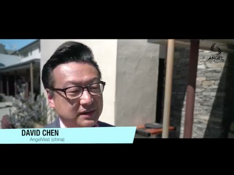 David Chen - Why I became an angel...