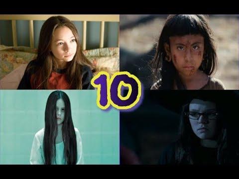 Top 10:- Creepy Little Girls