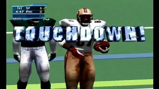 NFL 2K2 Gameplay (Dreamcast)