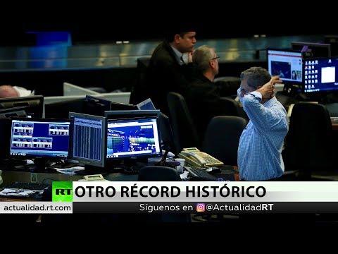 El riesgo país de Argentina supera los 850 puntos, un récord en los últimos cinco años