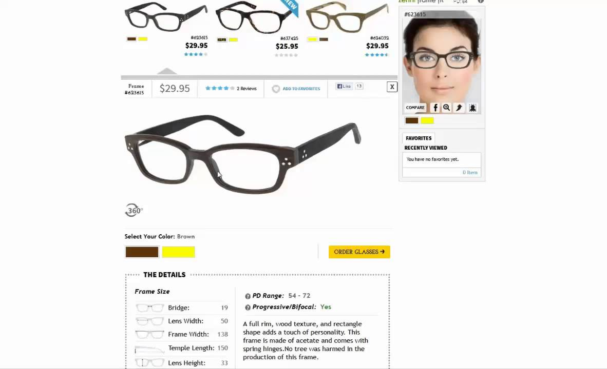How to Order Bifocals image