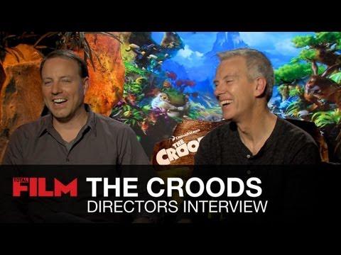 The Croods: Kirk DeMicco & Chris Sanders Interview