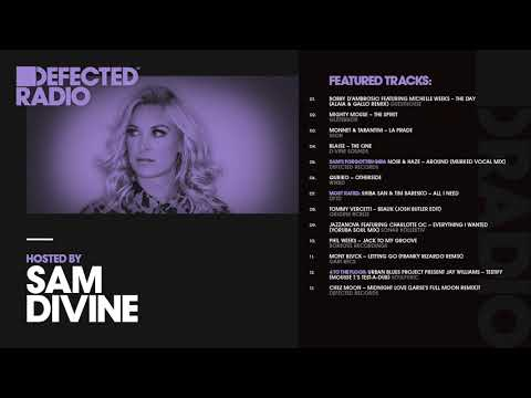 Defected Radio Show presented by Sam Divine - 12.10.18