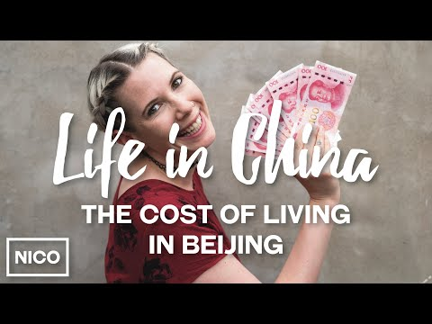 Life In China - The Cost Of Living In Beijing