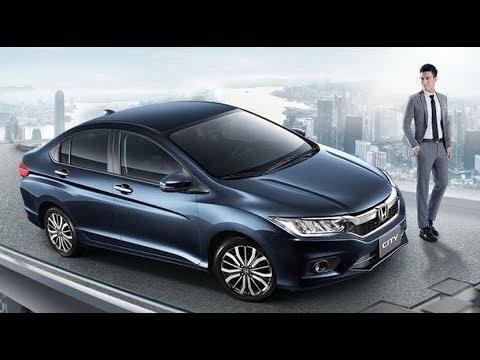 2019 Honda City Hybrid Grace Review Enterior And Exterior Youtube