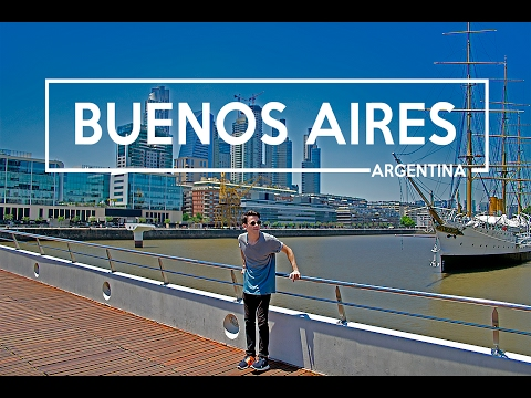 Buenos Aires - Argentina (Short Film) em 4K