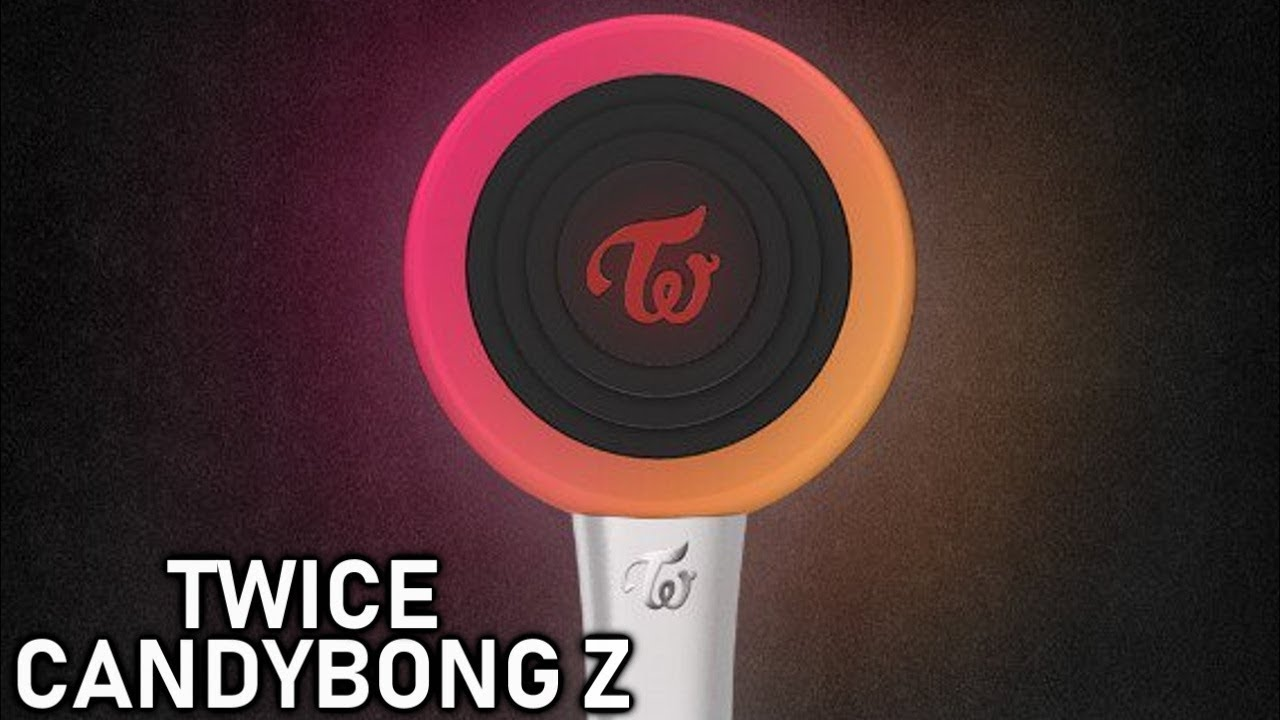 CandyBong Z Twice Lightstick | Unboxing