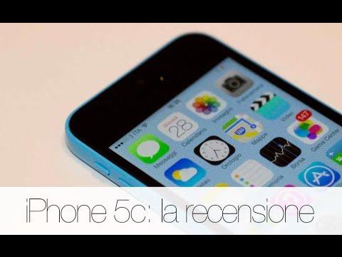 iPhone 5c - La recensione di iPhoneItalia