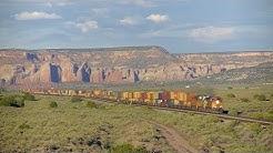 BNSF Gallup Sub- Lupton, AZ
