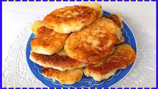 Ленивые пирожки с фаршем и рисом