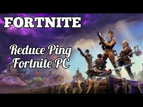 How to Lower Ping Fortnite PC - Season 9