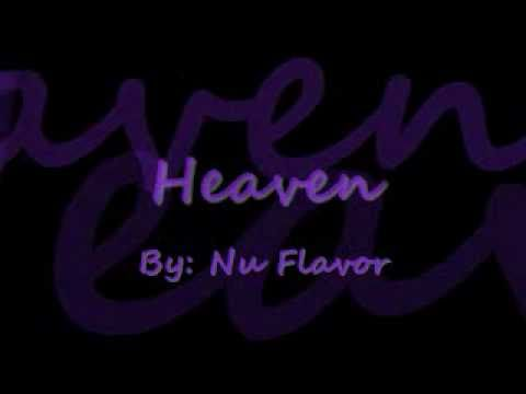 Nu Flavor - Heaven {With Lyrics}
