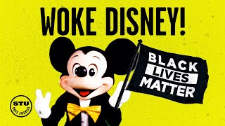 The Wonderful World of Insanity: Disney Goes Woke  Ep 272