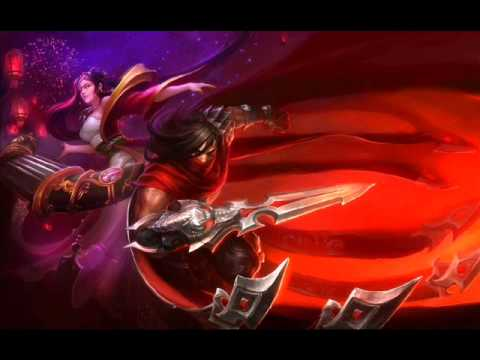 league of legends chinese new year theme song
