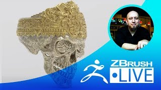 T.S. Wittelsbach - Sculpting, 3D Printing & ZBrush - Episode 20