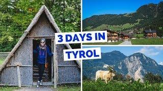 Visit Austria (Tirol) - Tyrol Travel Guide to Alpbachtal