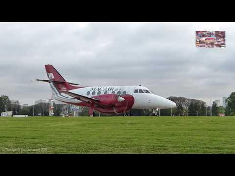 Aeroparque -Aerolineas Arg, Austral, Alas Uruguay, Andes- 2016