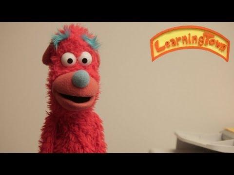 The Puppet Actor: Steve - Learning Town Episode 6 Bonus