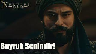 Boran Alp'ten Osman Bey marşı... - Kuruluş Osman 42. Bölüm