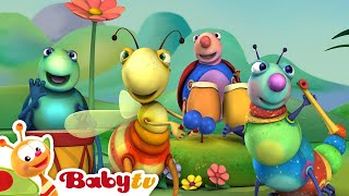 Samba - Big Bugs Band, BabyTV Nederlands