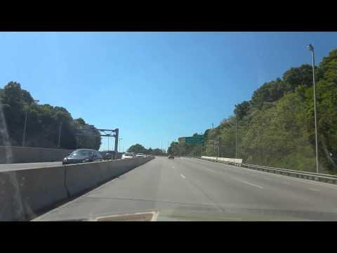 Staten Island expressway in Staten Island,New York