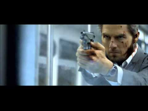 COLLATERAL Final Chase Scene