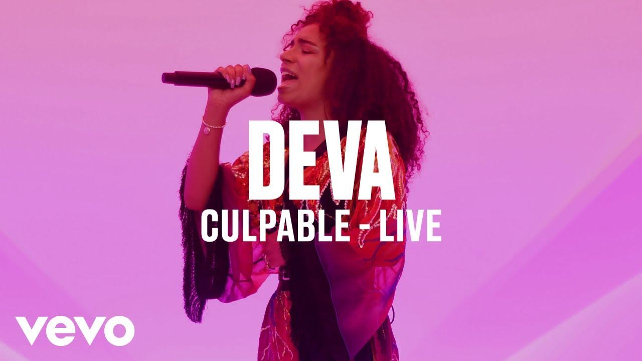 Deva — Culpable (Live) — Vevo DSCVR