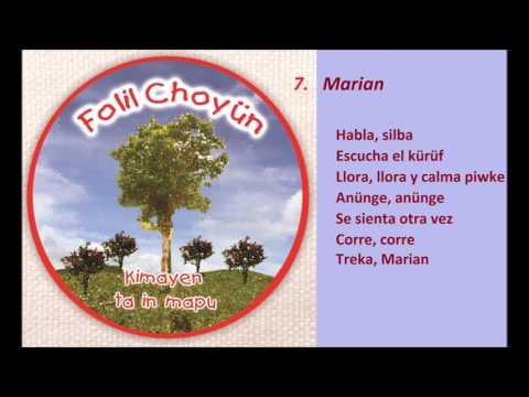 Agrupación Folil Choyun realizará lanzamiento de disco con canciones infantiles en chesungun y español
