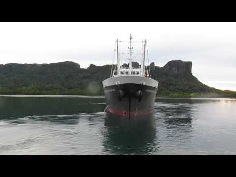 Micronesian Navigators visits Mokil, Pingelap, Kosrae 06302017  1090
